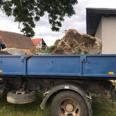 Zemní práce, Bohumil Pelouch strakonice